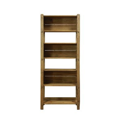 4 shelf farmhouse bookcase