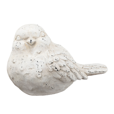 Bird figurine medium