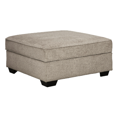 Bluewater ottoman with storage
