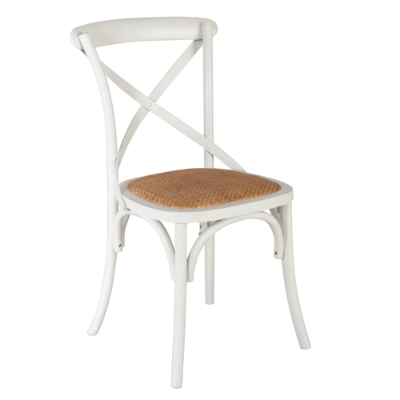 Mirage cross back dining chair