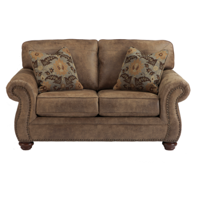 Lucas 2 seater fabric lounge