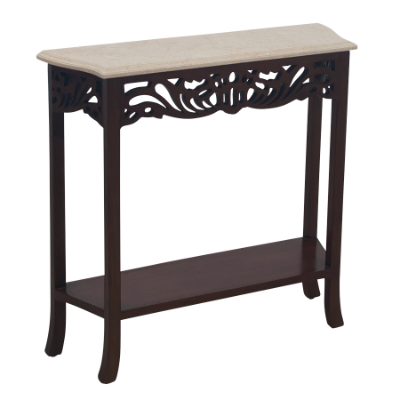 Arda lamp table french brown