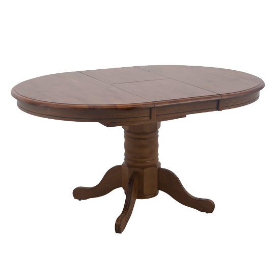 Windsor round extension table